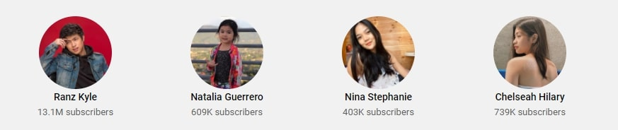 Niana Siblings Youtuber Channel