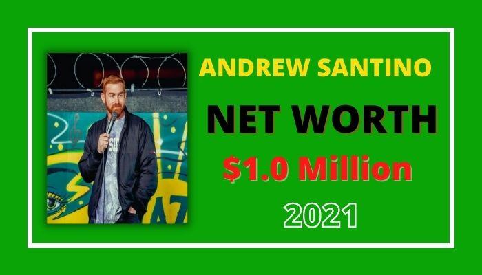 Andrew Santino Net Worth