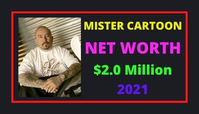 Mister Cartoon Net Worth 2021, Biography, Girlfriends, Income & Wiki