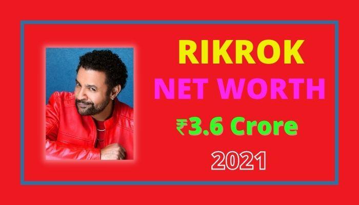 Rikrok Net Worth 2021 – 2022, Biography, Age, Car's, Income & Wiki