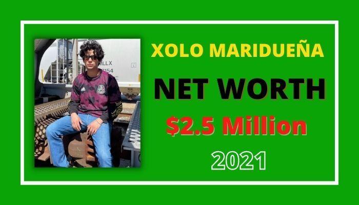 Xolo Maridueña Net Worth 2021