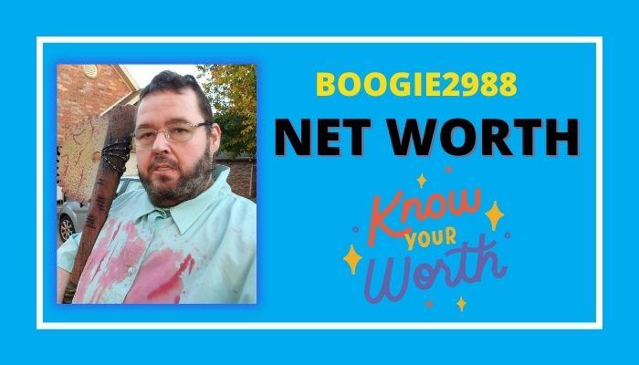 Boogie2988 Net Worth