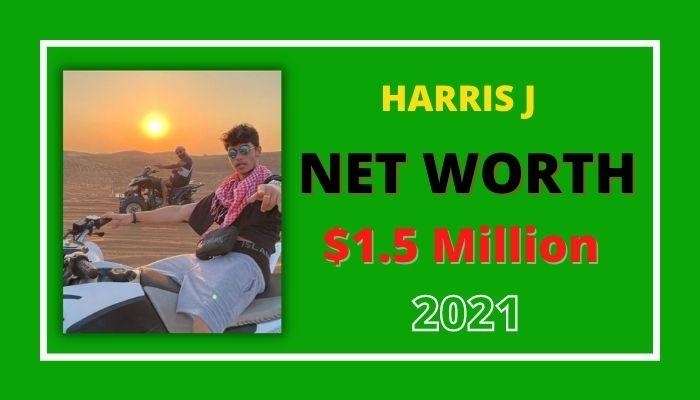 Harris J Net Worth