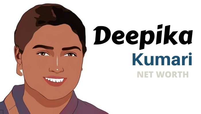 Deepika Kumari Net Worth
