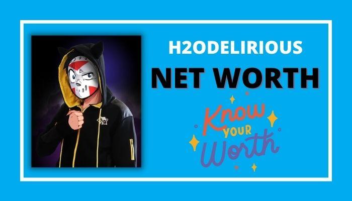 Jonathan Dennis Delirious Net Worth 2021 (H2ODelirious)