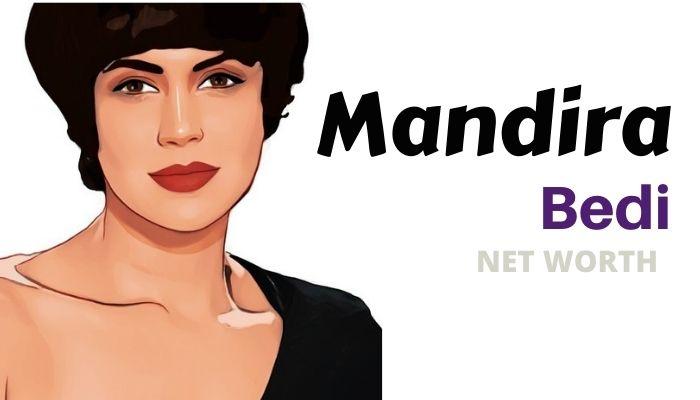 Mandira Bedi Net Worth