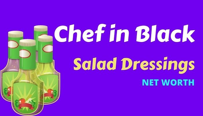 Chef in Black Net Worth