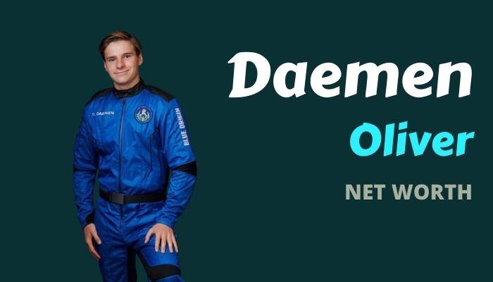 Oliver Daemen Net Worth