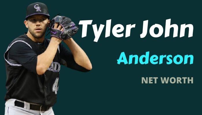 Tyler Anderson Net Worth 2021