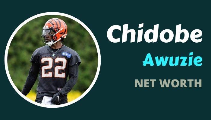 Chidobe Awuzie Net Worth
