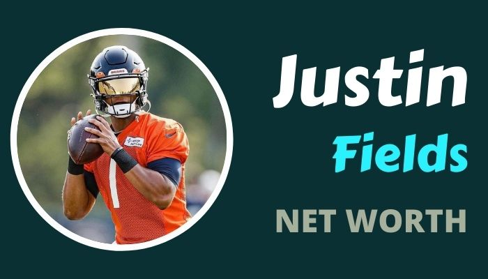 Justin Fields Net Worth