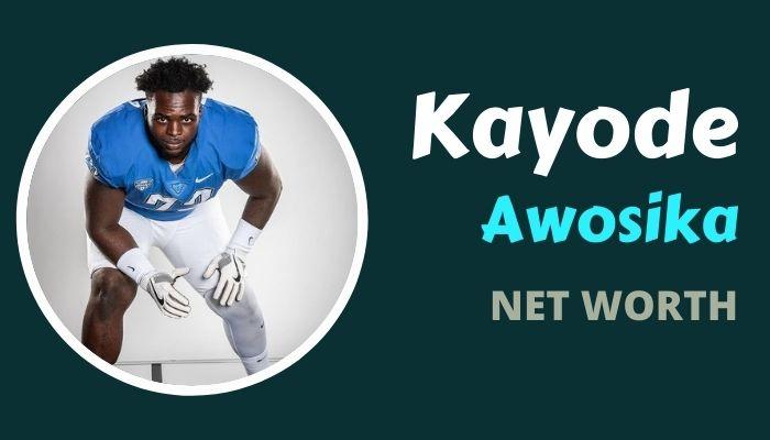 Kayode Awosika Net Worth