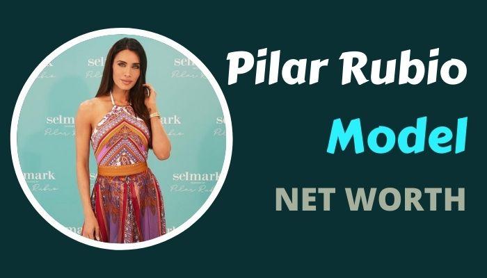 Pilar Rubio Net Worth