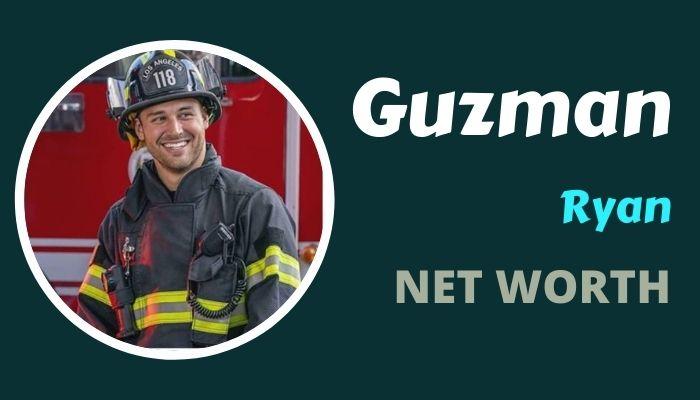 Ryan Guzman Net Worth